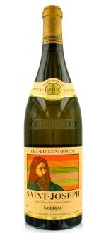 BLANC 2013 - LIEU DIT SAINT JOSEPH - E. GUIGAL (France - Vin Rhône - Saint-Joseph AOC - Vin Blanc - 0,75 L)