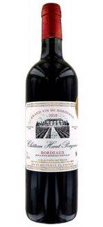 CHATEAU HAUT POUGNAN 2013 (France - Vin Bordeaux - Bordeaux AOC - Vin Rouge - 0,75 L)