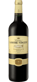CHATEAU LAMOTHE-VINCENT ROUGE 2014