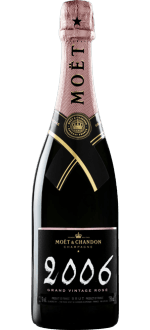 GRAND VINTAGE  ROSE 2006 - CHAMPAGNE MOET ET CHANDON