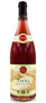 TAVEL 2013 - E. GUIGAL (France - Vin Rhône - Tavel AOC - Vin Rosé - 0,75 L)