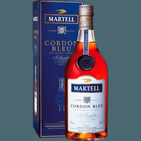 MARTELL CORDON BLEU - EN ETUI